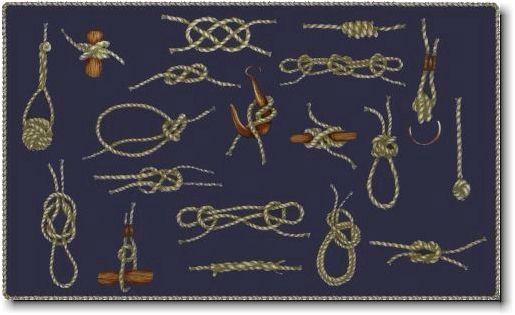 Sisl les noeuds marins - Noeud de sifflet de bosco ...